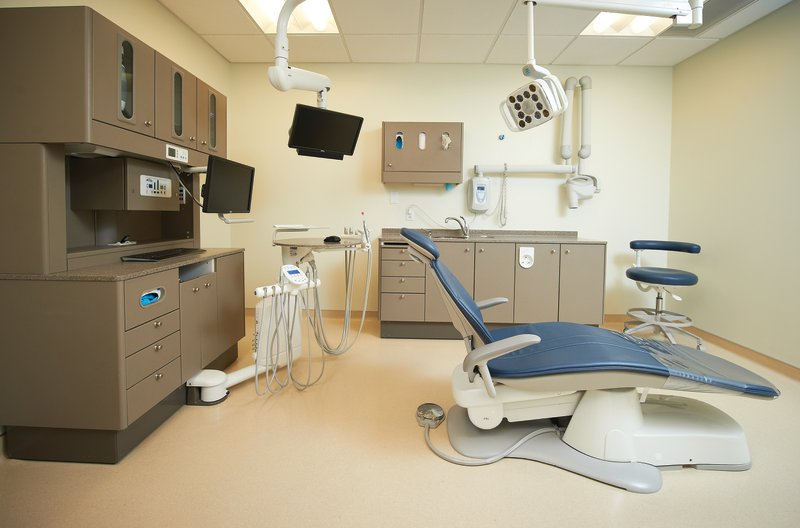 Additional private rooms with dental chair at Tiny Teeth Pediatric Dentistry