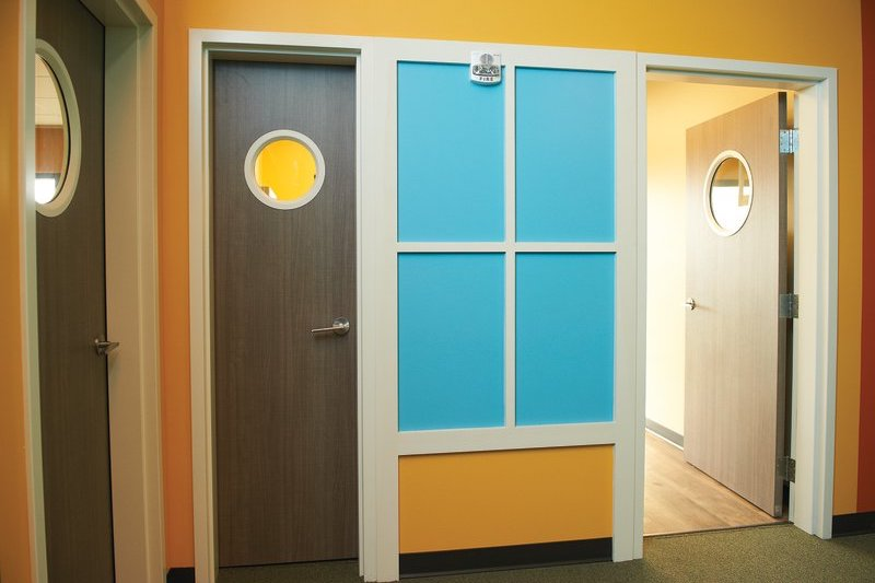 Additional private rooms at Tiny Teeth Pediatric Dentistry