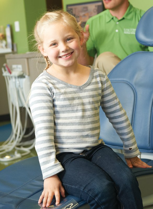 Fixing Early Childhood Caries at Tiny Teeth Pediatric Dentistry, in Wichita, KS
