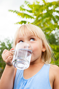 Kids Should Drink Tap Water Over Bottled Water